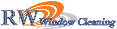 RW WINDOW CLEANING Logo